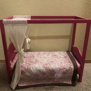American Girl Doll Bed for Sale in San Diego, CA