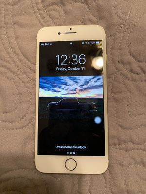 AT&T IPHONE 7 256 gig for Sale in Chandler, AZ
