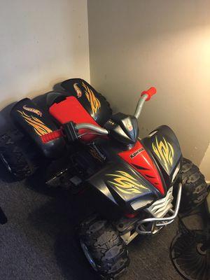 Kawasaki Power wheel ATV for Sale in Philadelphia, PA