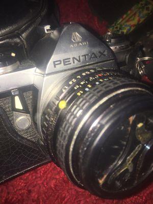 Pentax camera for Sale in Colorado Springs, CO
