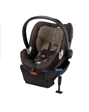 Cybex Platinum Infant Car Seat in Desert Khaki for Sale in Harrisonburg, VA
