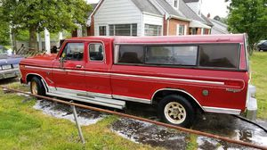 1975 Ford F100 Ranger Supercab for Sale in Richmond, VA