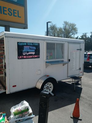 Food trailer whit evrething go $ 7.500 perfect condition for Sale in Lexington, KY