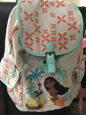 Moana large backpack for Sale in San Diego, CA