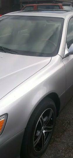 2001 Lexus ES 300 Tone Paint Silver Gray Over Silver 4 Door for Sale in Vancouver,  WA