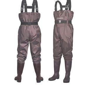Dark Lightening Chest High Fly Fishing Waders for Sale in Phoenix, AZ