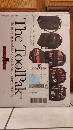 Toolpack Brand new in box. No tools included for Sale in Highland, CA