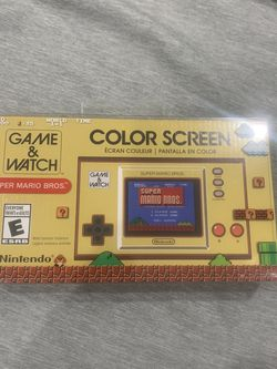 Game & Watch - Super Mario Bros for Sale in Brooklyn,  NY