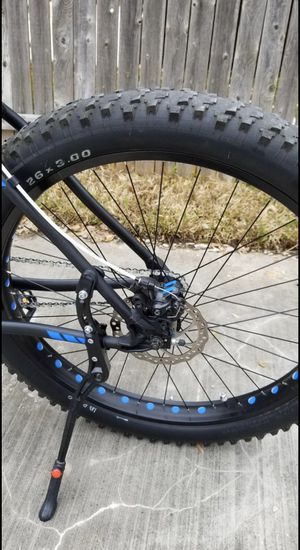 Gravity Monster Aluminum Fat Tire Single Speed M/L Frame for Sale in Shady Shores, TX