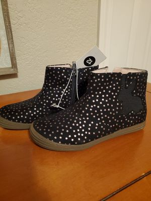 Girls navy blues boots for Sale in Fresno, CA