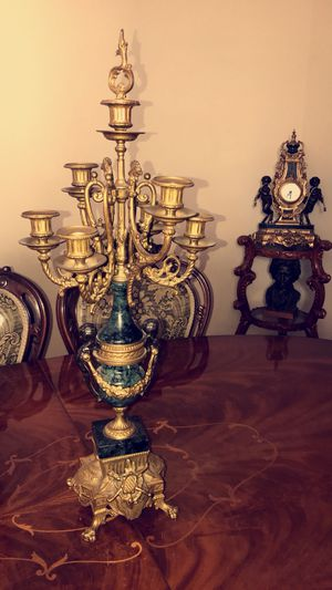 Gorgeous Italian Candelabras etc for Sale in Las Vegas, NV