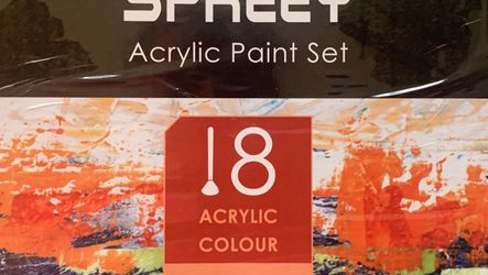 Acrylic paint set for Sale in Dittmer,  MO
