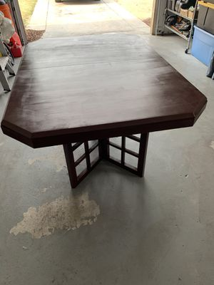 """Kitchen Table 5ft long by 42"""" wide by 30"""" tall for Sale in Fresno, CA"""
