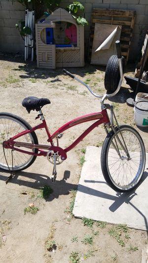 Cruiser bike, Bike, Red bike, for Sale in Jamul, CA