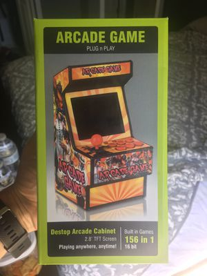 New Mini Arcade Game 👾 🕹 for Sale in Jacksonville, FL