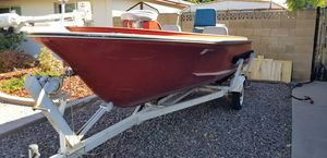 14ft Duracraft Aluminum Boat for Sale in Tempe, AZ