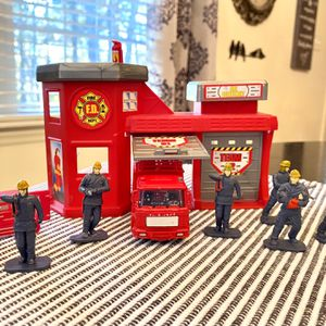 Fire Station Set 🔥 🚒 for Sale in Durham, NC