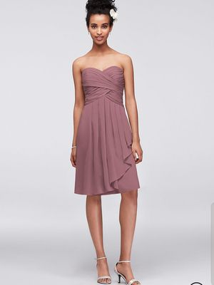 David's Bridal Bridesmaid/ Party dress for Sale in HUNTINGTN BCH, CA