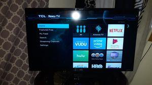 """32"""" tcl roku tv for Sale in Lawrenceburg, IN"""