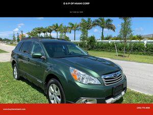 2012 Subaru Outback for Sale in Miami, FL