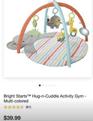 Baby floor gym mat for Sale in Reston, VA