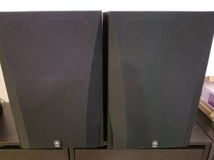 Vintage Yamaha NS-A638 Bookshelf Speakers (pair) for Sale in Irvine, CA