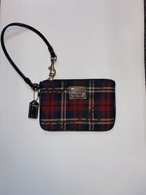 Coach Wristlet for Sale in Washington, DC