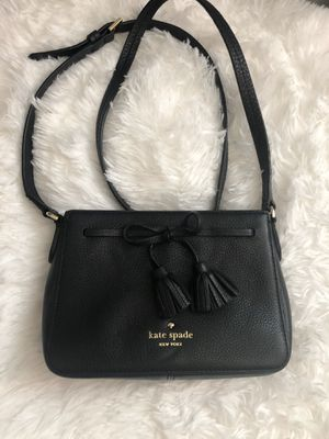 Black Kate Spade New York ♠️ Mini Shoulder Purse for Sale in West Covina, CA