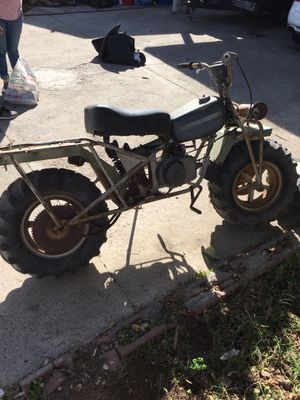 1973 Rokon Trailbreaker Motorcycle 2x2 for Sale in Los Angeles, CA