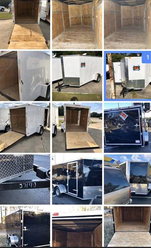 "2019 SGAC 6x12 6'3"" SH Trailer for Sale in Coral Springs, FL"