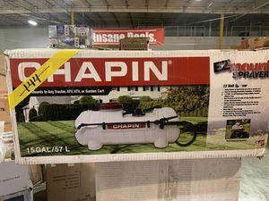Chapin 15 Gal. 12-Volt EZ Mount Spot Sprayer for ATV's, UTV's and Lawn Tractors for Sale in Phoenix, AZ