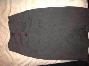 High waist gray pencil skirt stretchy for Sale in Boston, MA