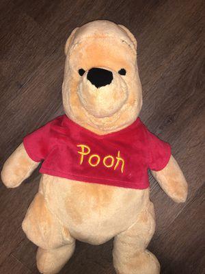 "Disneyland Resort Winnie the Pooh Walt Disney World Plush 14"" Stuffed Toy Bear for Sale in Artesia, CA"