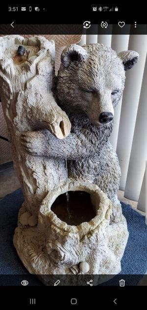 Fountain Bear for Sale in Las Vegas, NV