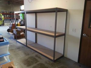 Industrial Shelving Steel Warehouse Storage Racks NEW 72 in W x 24 in D - Delivery available - Pickup in Duarte for Sale in Industry, CA