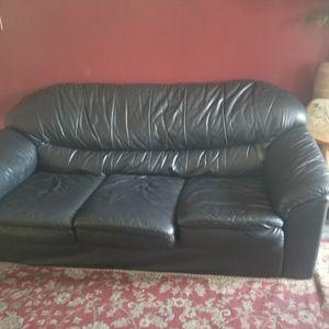Black Sofas Set for Sale in Redwood City, CA
