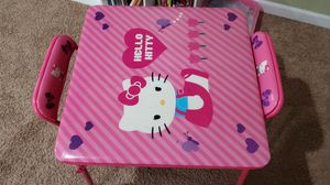 Hello kitty table for Sale in Aurora, IL