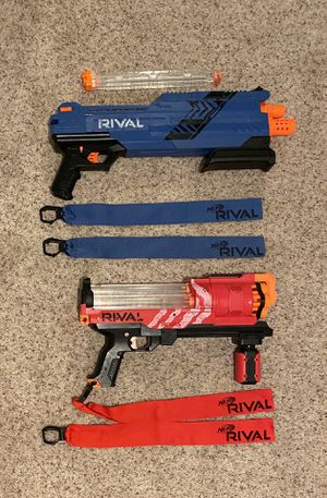 Nerf guns want to sell quick we can negotiate the price for Sale in Castle Rock, CO
