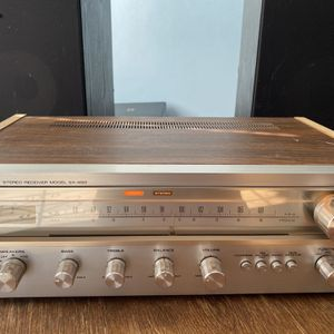 Pioneer Stereo Receiver SX-450 for Sale in Pico Rivera, CA
