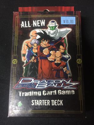 Dragonball Z Starter Deck for Sale in Glendale, AZ