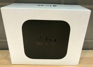 Apple TV 4K 32gb for Sale in Moreno Valley, CA