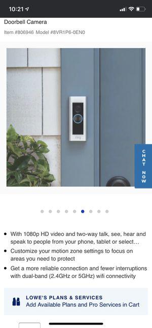 Ring Video Doorbell Pro for Sale in Largo, FL