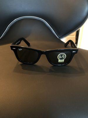 Ray Ban Sunglasses Unisex Black Wayfarer for Sale in Laurel, MD