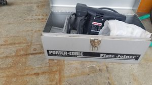 Porter cable plate joiner for Sale in Concord, MA