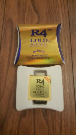 R4 3DS Gold Pro w/ 5000+ Games Ready to Play!! R4i Gold Pro For ALL Nintendo 2DS, 3DS, DSi XL, NDS Lite, and NDS Systems!! for Sale in Winter Park, FL