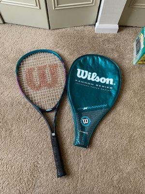Wilson air cannon tennis racket for Sale in Jackson Township, NJ