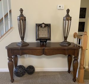 Sofa Table & 2 End Tables for Sale in Ashburn, VA