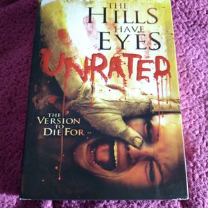 THE HILLS HAVE EYES (DVD) for Sale in Phoenix, AZ