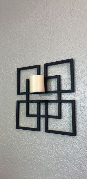 wall candle holder for Sale in Austin, TX