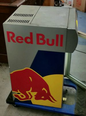 Red Bull cooler for Sale in Saegertown, PA